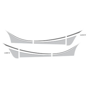 Cabriolet Hoffman Gris – Stickers